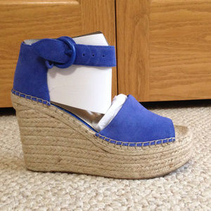 MARC FISHER - Alida platform sandal - Brand New